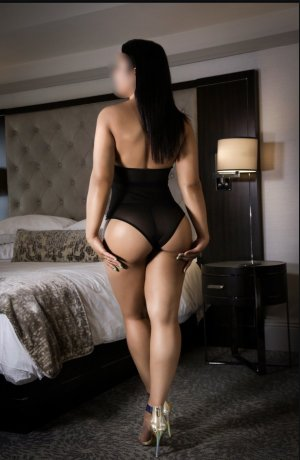 Anna-lesia erotic massage in Antelope