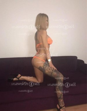 Eveline erotic massage in New Orleans and escort girl
