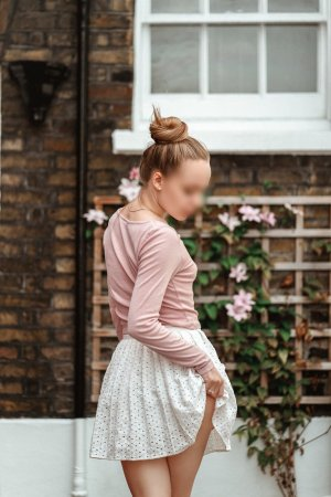 Shirine nuru massage in Westminster