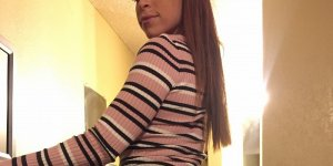 Muzeyyen escort girls in Albemarle and nuru massage